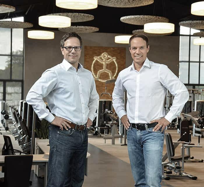 Steffen Schunk und Martin Schunk